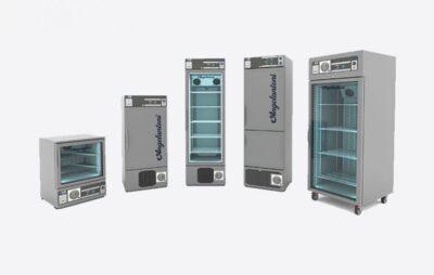 Neveras de Laboratorio +0º/+15ºC Serie X-COLD (100, 200, 300 y 500 lt.)